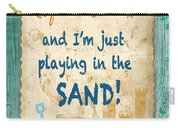 Beach Notes-jp3762 Carry-all Pouch