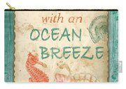 Beach Notes-jp3763 Carry-all Pouch