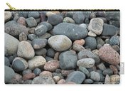 Beach Of Stones Carry-all Pouch