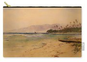 Beach Of Waikiki  Carry-all Pouch