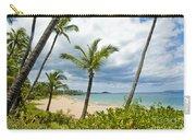 Beach On Maui 23 Carry-all Pouch