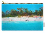 Beach Painting All Summer Long Carry-all Pouch
