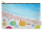 Beach Painting - Beach Bliss Carry-all Pouch