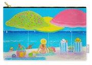 Beach Painting - Beach Life Carry-all Pouch