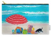 Beach Painting - One Summer Carry-all Pouch