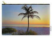 Beach Palm Carry-all Pouch