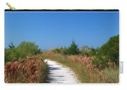 Beach Path Carry-all Pouch