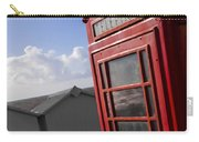 Beach Phonebox Carry-all Pouch