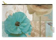Beach Poppies Carry-all Pouch