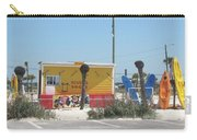 Beach Rentals Carry-all Pouch