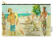 Beach Scence Carry-all Pouch