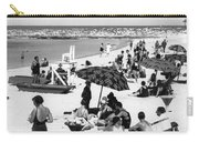 Beach Scene At Cape Cod Carry-all Pouch