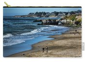 Beach Scene California  Carry-all Pouch