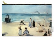 Beach Scene Carry-all Pouch