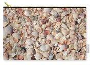 Beach Seashells Carry-all Pouch
