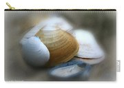 Beach Shells Carry-all Pouch