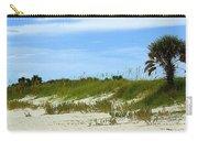 Beach Solitude Carry-all Pouch