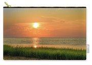 Beach Sunset Glory Carry-all Pouch
