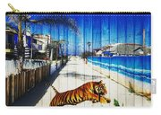 Beach Tiger  Carry-all Pouch