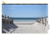 Beach Time Entrance Carry-all Pouch