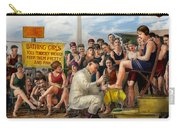 Beach - Toes Tenderly Treated 1922 Carry-all Pouch