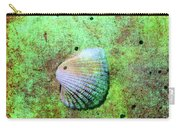 Beach Treasure Carry-all Pouch by Susanne Van Hulst