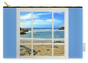 Beach View From Your Living Room Window Carry-all Pouch