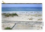 Beach Walk Carry-all Pouch