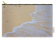 Beach Water Curves Carry-all Pouch
