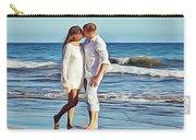 Beach Wedding Carry-all Pouch