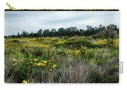 Beach Wildflowers 7 Carry-all Pouch