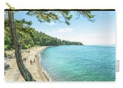 Beaches Of The Pacific Northwest Carry-all Pouch