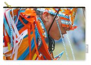 Beaded Pow Wow Dancer Carry-all Pouch