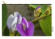 Beaked Butterfly Pea 9 Carry-all Pouch