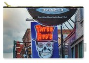 Beale Street Neon Carry-all Pouch