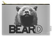 Bear And Beard Carry-all Pouch