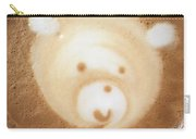 Bear Cup Latte  Carry-all Pouch