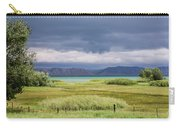Bear Lake From Us 89 Carry-all Pouch