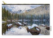 Bear Lake Holiday Carry-all Pouch