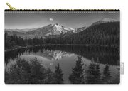 Bear Lake In Black And White Carry-all Pouch