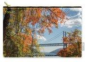 Bear Mountain Bridge Fall Color Carry-all Pouch