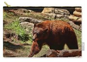 Bear Pacing Carry-all Pouch