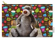 Bear Playtime Carry-all Pouch