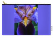 Bearded Iris Carry-all Pouch