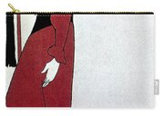 Beardsley: Poster Design Carry-all Pouch