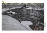 Bearskin Creek Riffles Carry-all Pouch