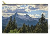 Beartooth Mountains In Spring Carry-all Pouch