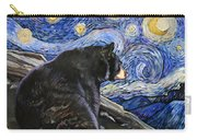 Beary Starry Nights Carry-all Pouch