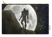 Beast At Full Moon Carry-all Pouch