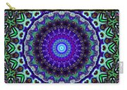 Beatitude No. 2 Kaleidoscope Carry-all Pouch